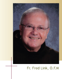 Father Fred Link, O.F.M.